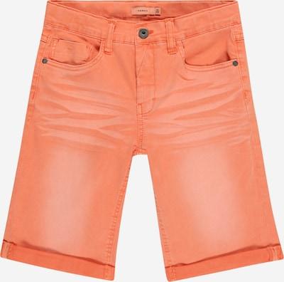 NAME IT Shorts 'Sofus' in dunkelorange, Produktansicht