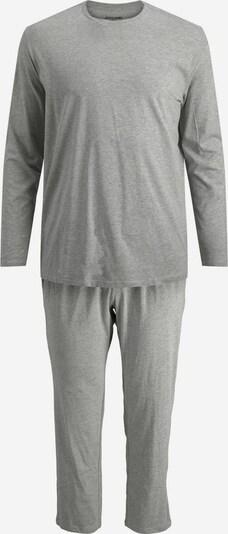JACK & JONES Pyjama in grau, Produktansicht