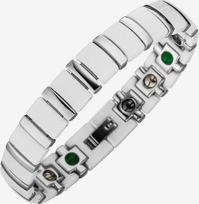 Lunavit Armband in de kleur Zilver, Productweergave