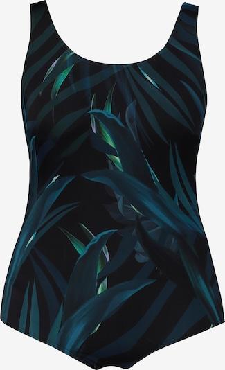 Ulla Popken Jednodielne plavky - zmiešané farby, Produkt