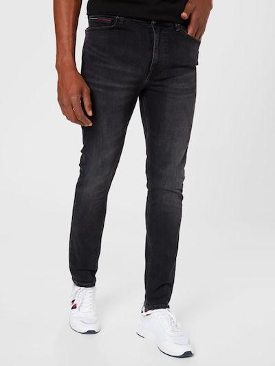 Jeans 'SIMON' Tommy Jeans pe negru denim, Vizualizare model