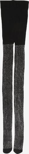 KIDS ONLY Feinstrumpfhose in schwarz / silber, Produktansicht