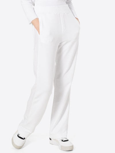 10Days Hose in weiß, Modelansicht