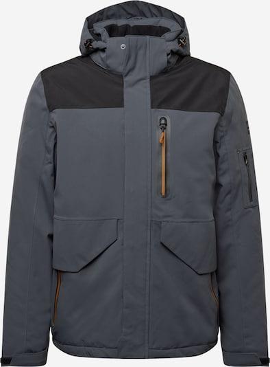 KILLTEC Outdoor jacket in Grey / Anthracite, Item view