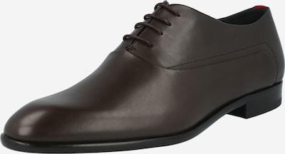 HUGO Šnurovacie topánky 'Appeal' - tmavohnedá, Produkt