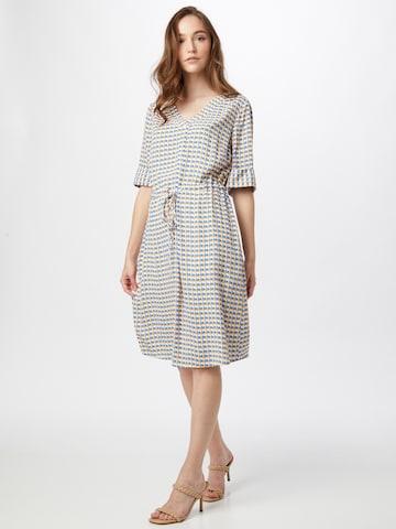 COMMA Kleid - biela