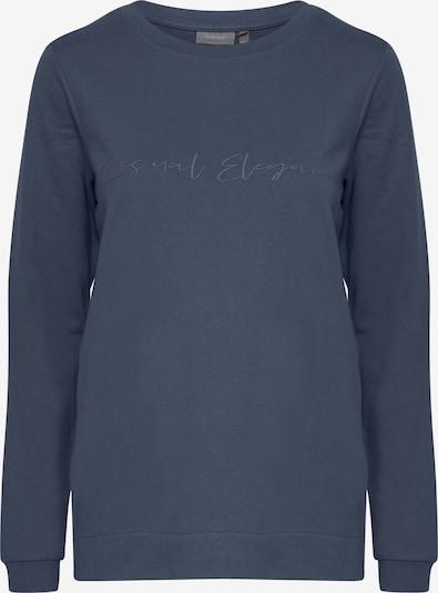 Fransa Sweatshirt 'FRBESWEAT 4' in blau, Produktansicht
