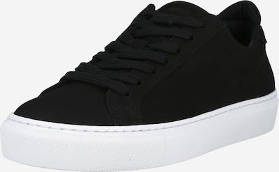 Sneaker low 'Type' Garment Project pe negru, Vizualizare produs