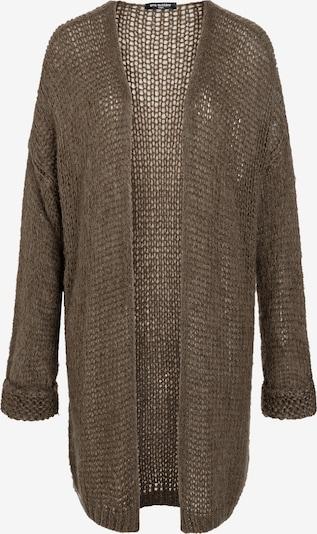 Ana Alcazar Manteau en tricot ' Birta ' en vert, Vue avec produit