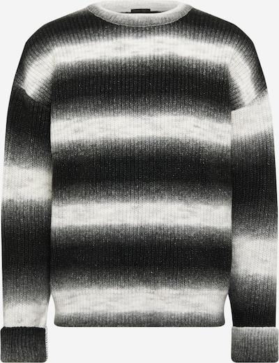 Mennace Sweter w kolorze czarny / białym, Podgląd produktu