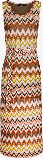 Ana Alcazar Robe ' Ciasy ' en mélange de couleurs, Vue avec produit
