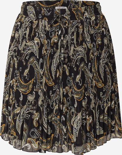 LIU JO JEANS Skirt in Beige / Mustard / Dark grey / Olive / Black, Item view