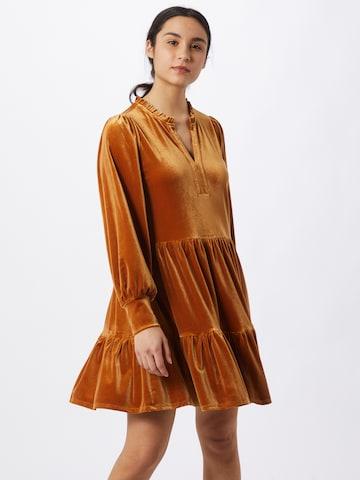 Part Two Košeľové šaty 'Viggase' - Hnedá