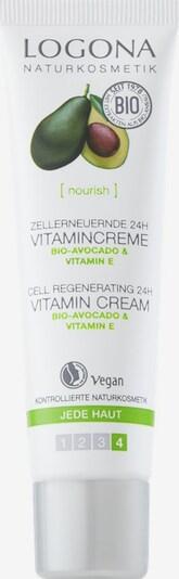 Logona Creme 'Bio-Avocado' in weiß, Produktansicht