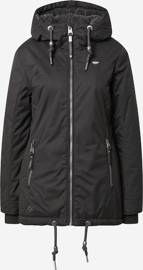 Ragwear Zimska jakna 'ZUZKA' | črna barva, Prikaz izdelka