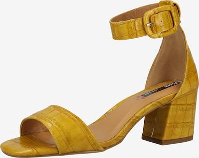 s.Oliver BLACK LABEL Sandalen in gelb, Produktansicht