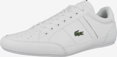 LACOSTE Sneakers laag 'Chaymon 0121 1' in de kleur Wit, Productweergave