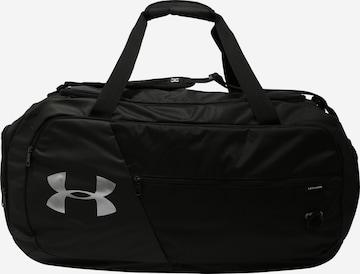 UNDER ARMOUR Sportsveske 'Undeniable 4.0' i svart