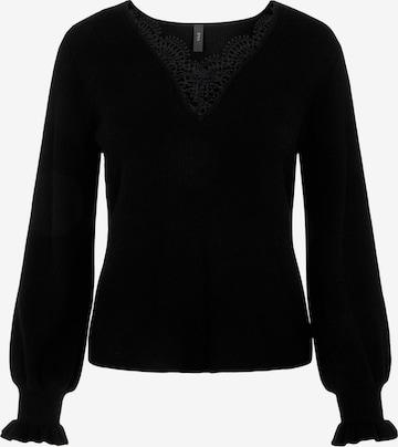 Y.A.S Pullover 'Minula' in Schwarz