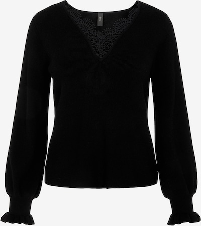 Y.A.S Sweater 'Minula' in Black, Item view