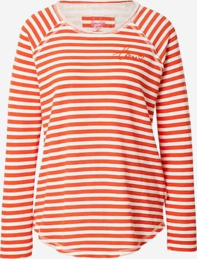 LIEBLINGSSTÜCK Shirt 'Cathrina' in Orange / White, Item view