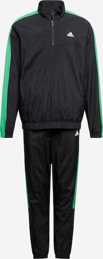 ADIDAS PERFORMANCE Sporta tērps kivi / melns, Preces skats