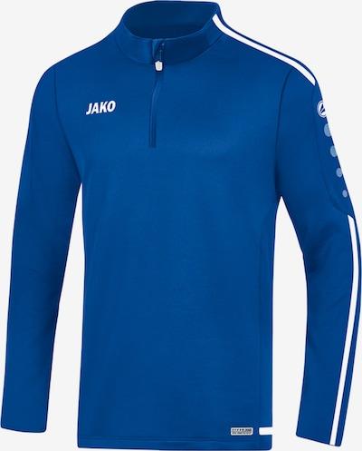 JAKO Sportsweatshirt in blau: Frontalansicht