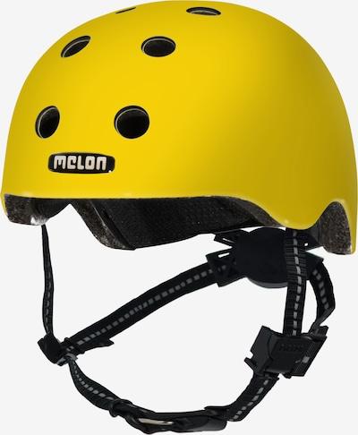 Melon Helm 'Rainbow' in gelb, Produktansicht