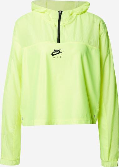 NIKE Sportovní bunda - světle žlutá, Produkt