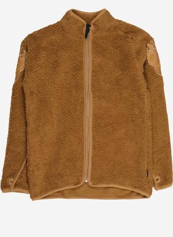 MoloFlis jakna 'Ulan' - smeđa boja