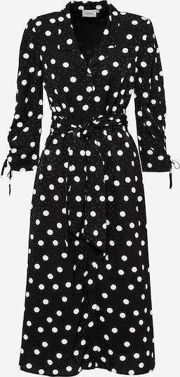 Gestuz Kleid 'Fjola' in schwarz / weiß, Produktansicht