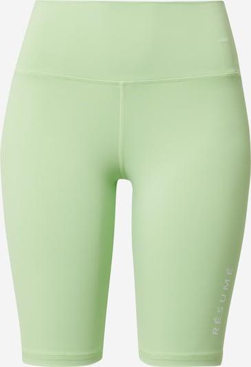 Résumé Trousers 'Esthy' in Light green, Item view