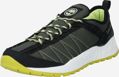 TIMBERLAND Sneaker 'Solar Wave' in gelb / khaki / limette, Produktansicht