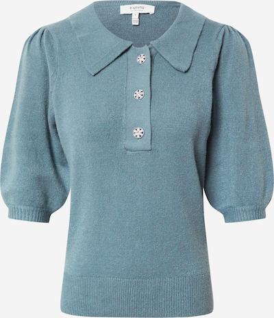 b.young Pullover in grün, Produktansicht