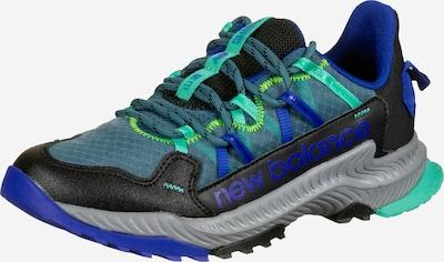 new balance Schuhe in blau / türkis / schwarz, Produktansicht