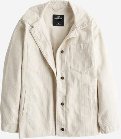 HOLLISTER Jacke in creme, Produktansicht