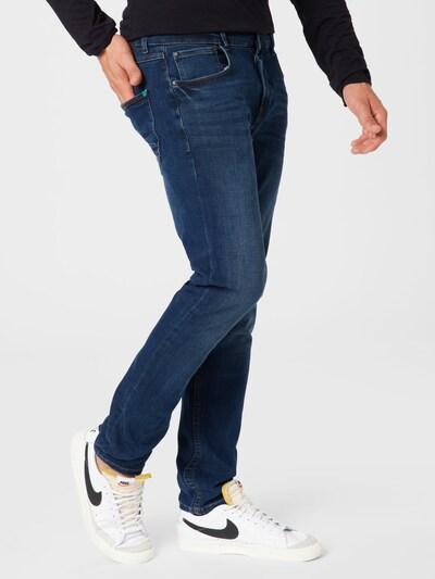 !Solid Jeans 'Tomy' in navy, Modelansicht