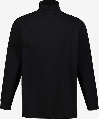 JP1880 Longsleeve in schwarz, Produktansicht