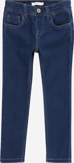 Guppy Kavbojke 'ZMMROBIN DNMTHAYER 2490' | modra barva: Frontalni pogled