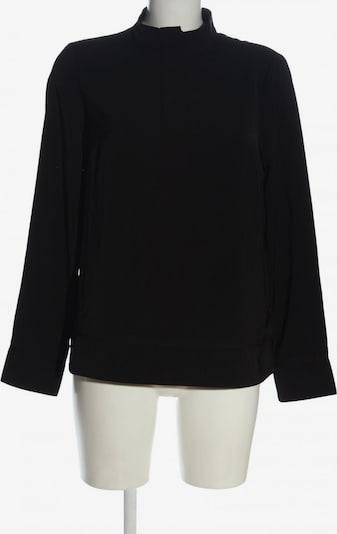 Y.A.S Langarm-Bluse in M in schwarz, Produktansicht