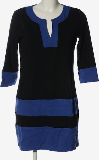 Cortefiel Minikleid in L in blau / schwarz, Produktansicht