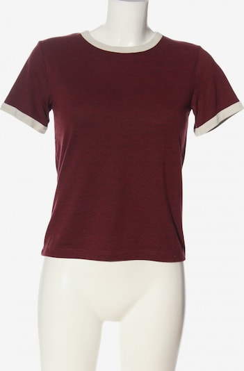 COOPERATIVE Top & Shirt in S in Red / White, Item view