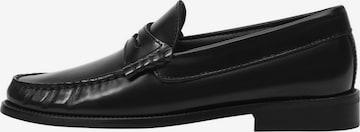 MANGOMokasinke 'Tesdos' - crna boja