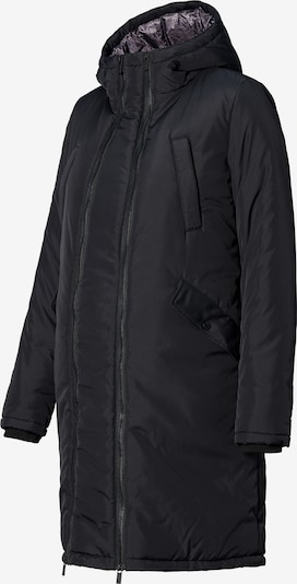 Noppies Umstandsjacke Winter ' Blackpool ' in schwarz, Produktansicht