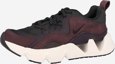 Nike Sportswear Platform trainers 'RYZ 365' in Aubergine / Red violet / Black, Item view