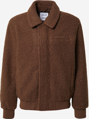 DAN FOX APPAREL Between-season jacket 'Kilian' in Brown