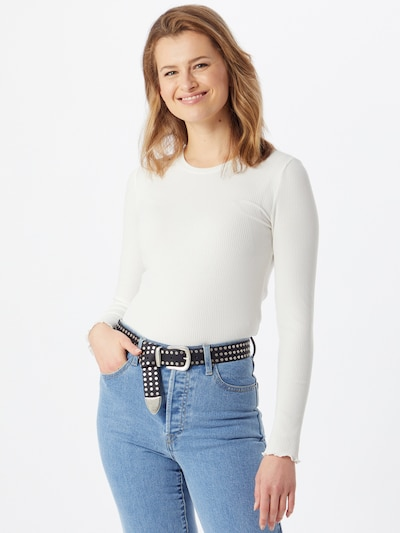 SELECTED FEMME Shirt in weiß: Frontalansicht