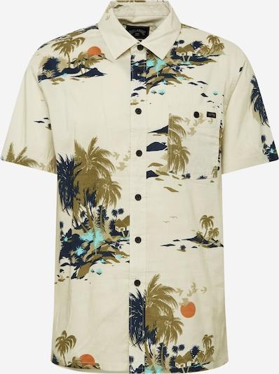 BILLABONG Košeľa - béžová / zmiešané farby, Produkt