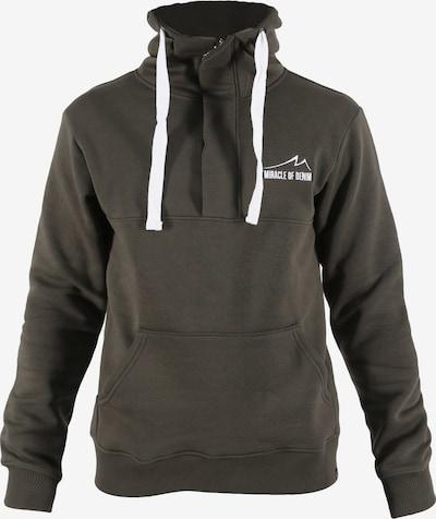 Miracle of Denim Sweatshirt in braun, Produktansicht