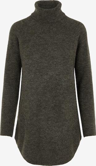 PIECES Sweater 'Ellen' in Dark brown, Item view